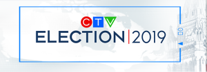 CTV Federal Election 2019 Button