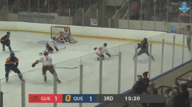 Guelph Gryphons in the Queen's Cup