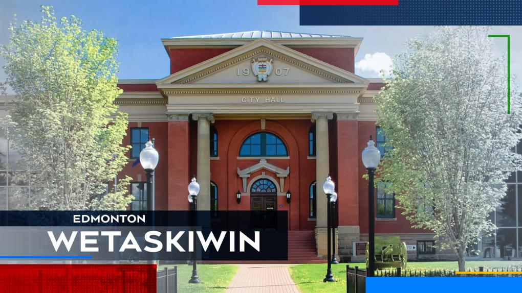 Edmonton Wetaskiwin