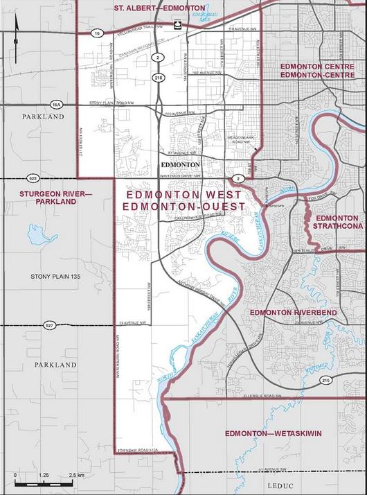 Edmonton West