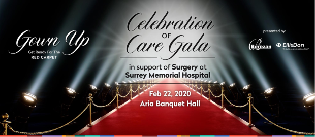 Surrey Hospital Foundation gala