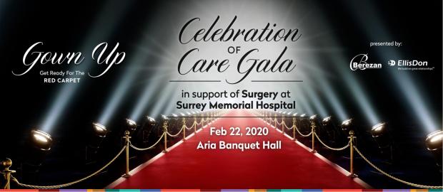 Surrey Hospital Foundation gala