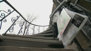 A Montrealer spearheaded a petition to change the system on the island for the distribution of publisacs and the regulations around how they're delivered.