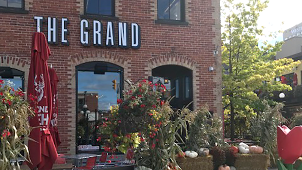 The Grand Pizzeria and Bar