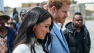 Prince Harry has said Meghan is being hounded by the press in the same way as his mother. (AFP)