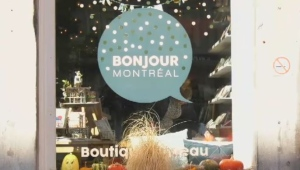 Montreal merchants can learn French in their workplaces with a partnership program.