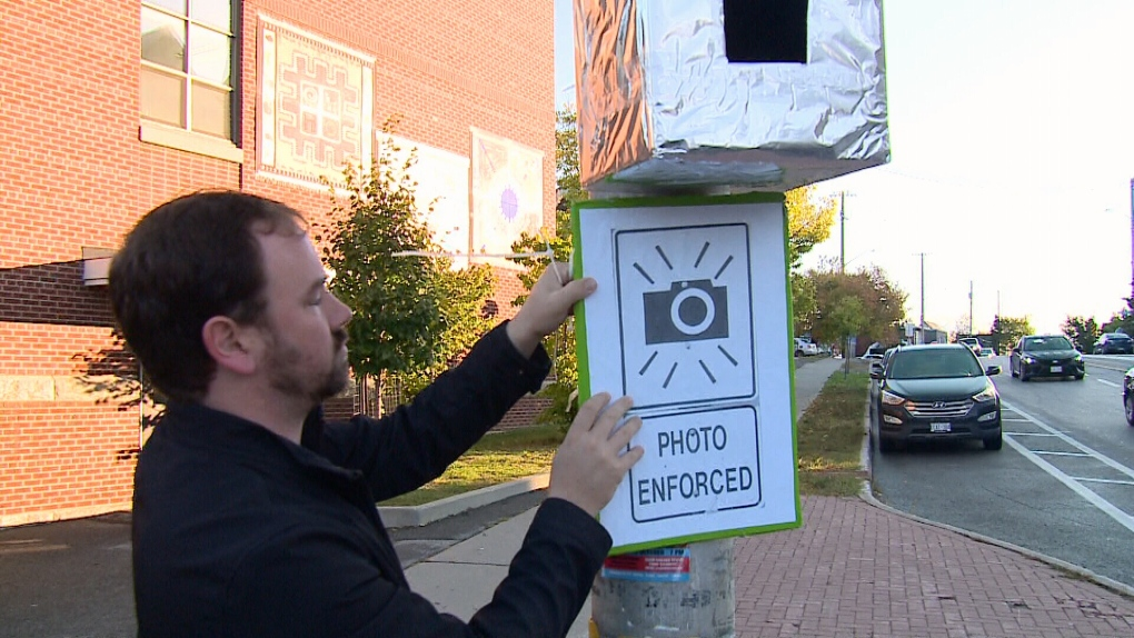 City told to warn drivers that photo radar is coming