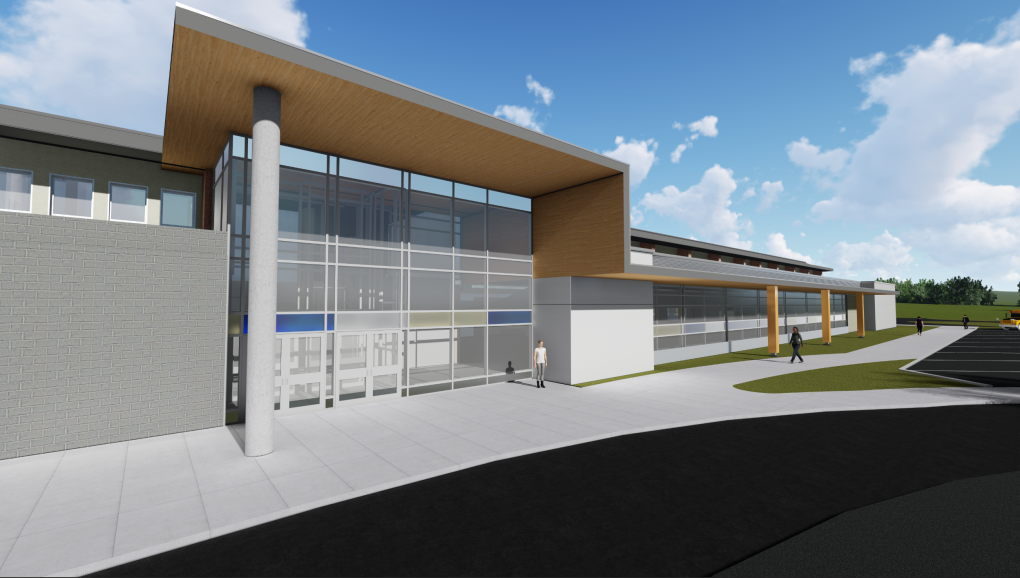 New design approved for Chatham high school