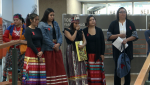 Marches were held in Lethbridge and Calgary to remember murdered and missing Indigenous women.