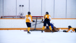 The Pronghorns' womens' hockey team has a new coach, culture and a new season with high hopes.