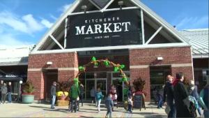 The Kitchener Market celebrates 150 years on Saturday, Oct. 5, 2019.