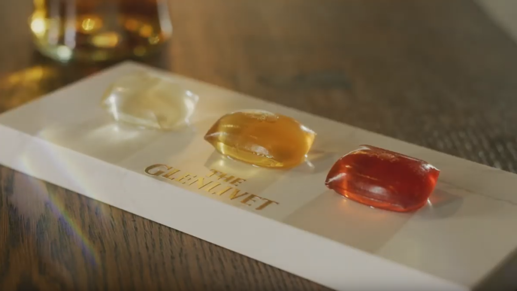 Glassless whisky: The Glenlivet launches new edible cocktail capsules
