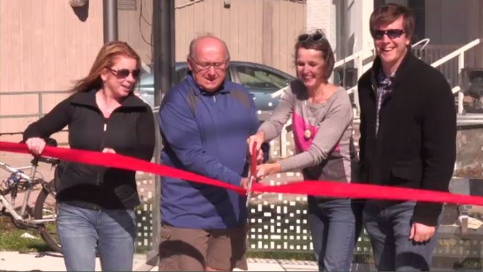 King Street reopens
