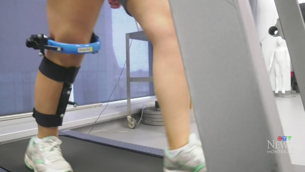 How exercise can help heal arthritis sufferers' knees