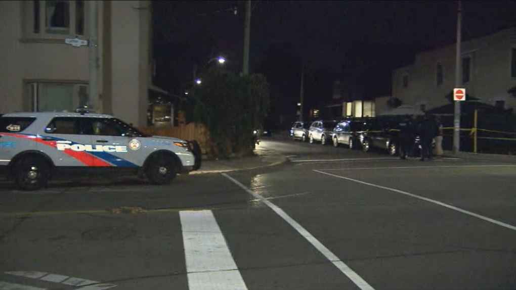 Two separate shootings in the city seriously injure two people