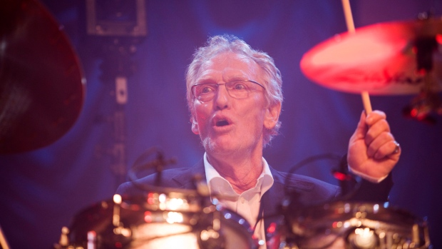 Wild drummer Ginger Baker, of Cream, dies at 80 - CTV News