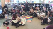 Breastfeeding event