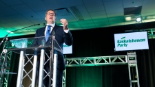 Scott Moe Sask. Party Convention 2019