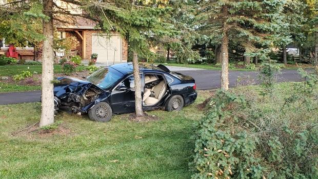 Highway 6 crash