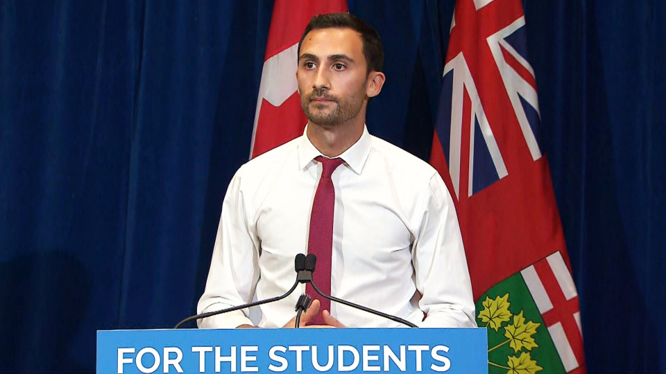 Minister of Education Stephen Lecce updates on CUPE contract negotiations.