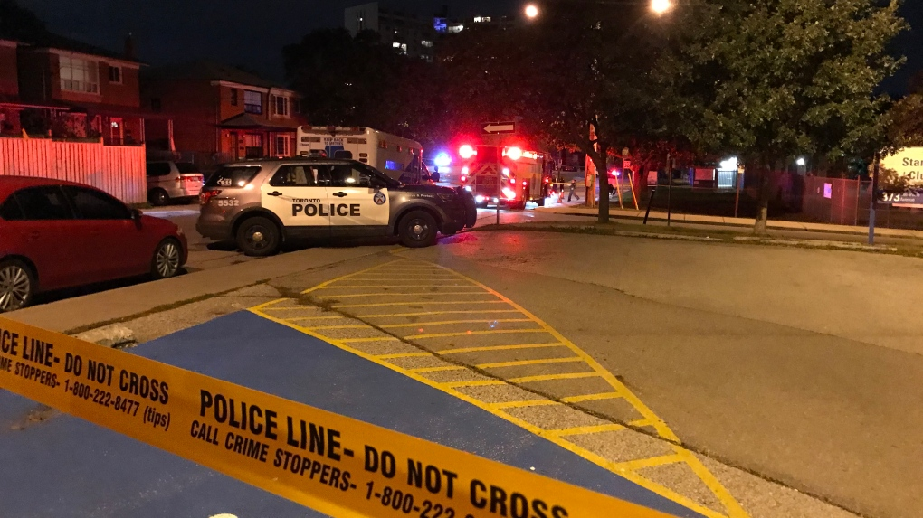 East York hit-and-run leaves teen dead
