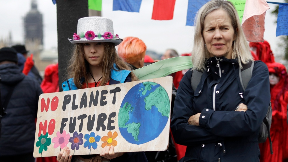 climate protests