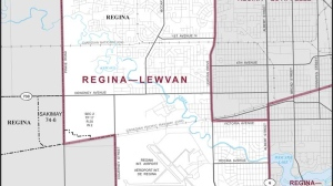 Regina-Lewvan