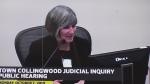 Collingwood inquiry