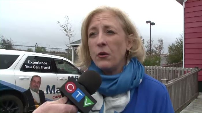 "Lisa Raitt, the Deputy Leader of the Conservative Party of Canada, said Battiste's comments were ""disgusting and inexcusable."""