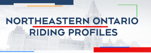 Northeastern Ontario Riding Profiles button