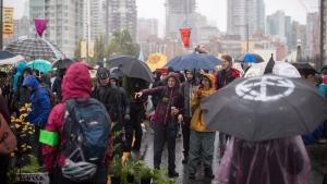 CTV National News: Disruptive climate rallies