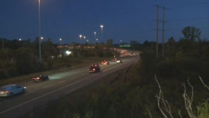 Ramp reopens from Highway 417 to 174