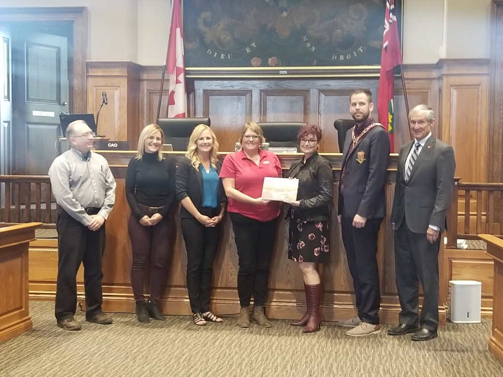 Marketing Canada Award given to  Fields to Forks