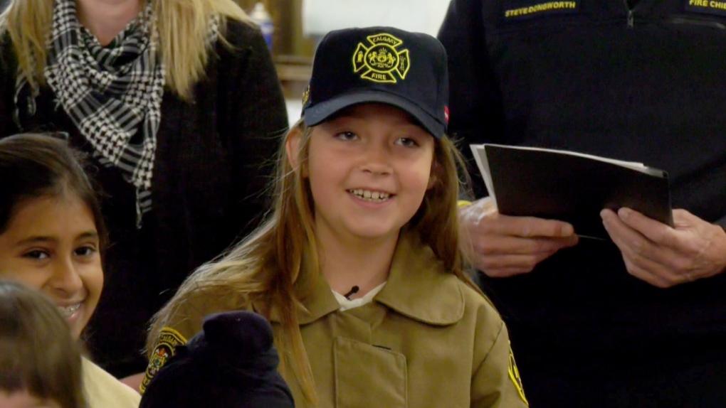 Junior Fire Chief Calgary