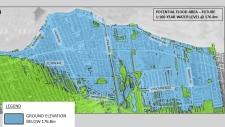 East Windsor flood plane map