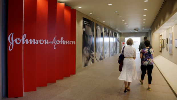 Johnson & Johnson told to pay $8bn to man over unwanted breast growth