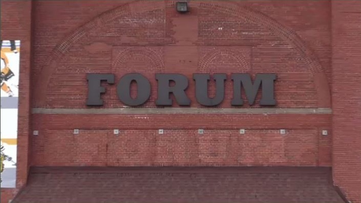 The Halifax Forum is 92 years old and fixing it up could prove to be too expensive.