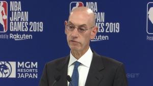 CTV National News: NBA receives warning