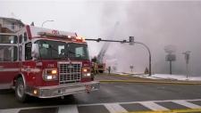 Centre, Street, DQ, fire