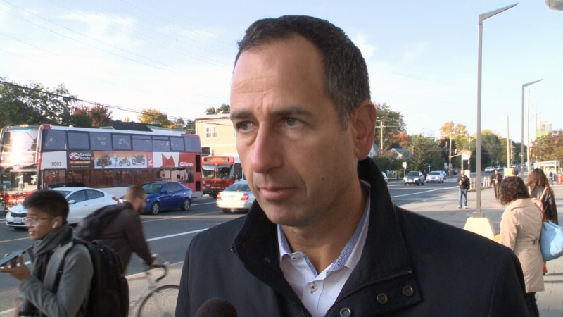OC Transpo general manager John Manconi announced he is retiring in September after more than 30 years with the city. (File photo)