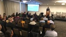 Smart Cities workshop, Oct. 8