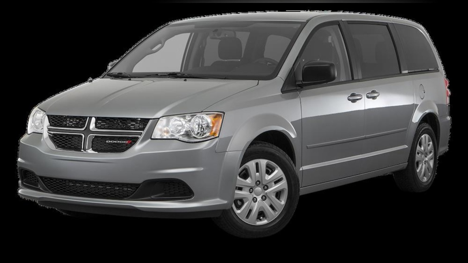 Stock photo of a van that may be associated with Miranda Belle's disappearance. (Source: Winnipeg Police Service)