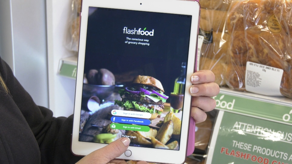 A new app can save you 50 per cent or more on groceries at Real Canadian Superstore