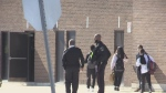 Officer hired after racial tensions at Saunders secondary school