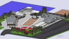 A battle is brewing over a controversial beachfront development in Port Elgin.