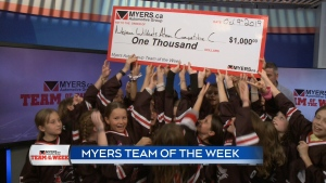 Myers Team of the Week: Nepean Wildcats Atom C