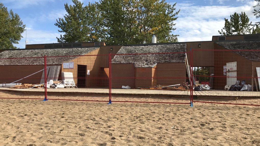 Year round beach house to open at Waskesiu next spring