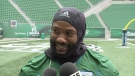 L.J. McCray finds home in Sask.