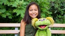 Sesame Street tackles addiction crisis