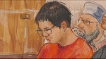 Rocky Rambo Wei Nam Kam is charged with first-degree murder in connection with the deaths of Richard Jones and his wife Dianna Mah-Jones. (CTV)